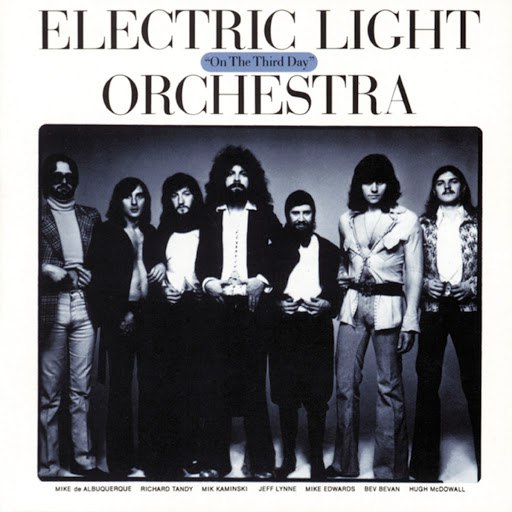Electric Light Orchestra альбом On the Third Day