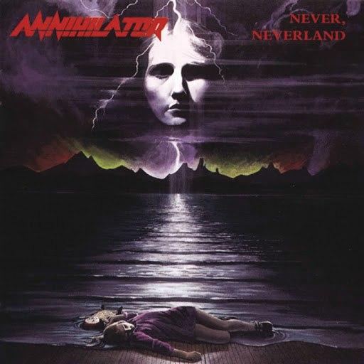 Annihilator альбом Never, Neverland