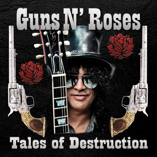 Альбом Guns N' Roses Tales of Destruction