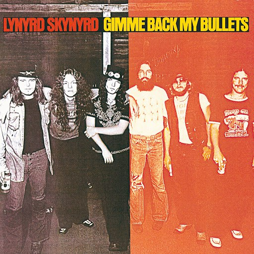 Lynyrd Skynyrd альбом Gimme Back My Bullets
