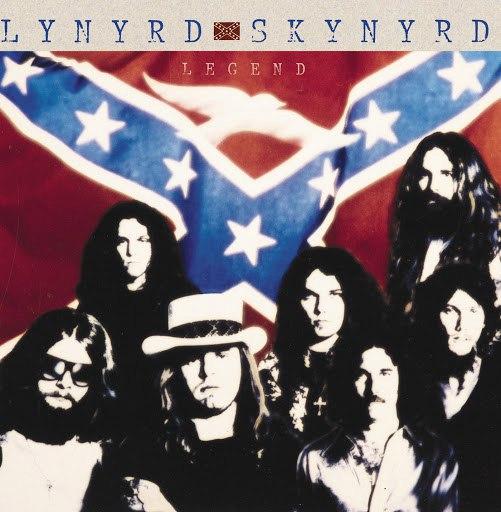 Lynyrd Skynyrd альбом Legend
