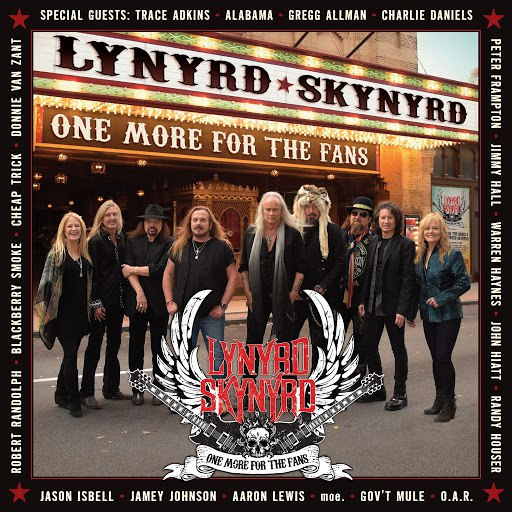 Lynyrd Skynyrd альбом One More For The Fans (Live)