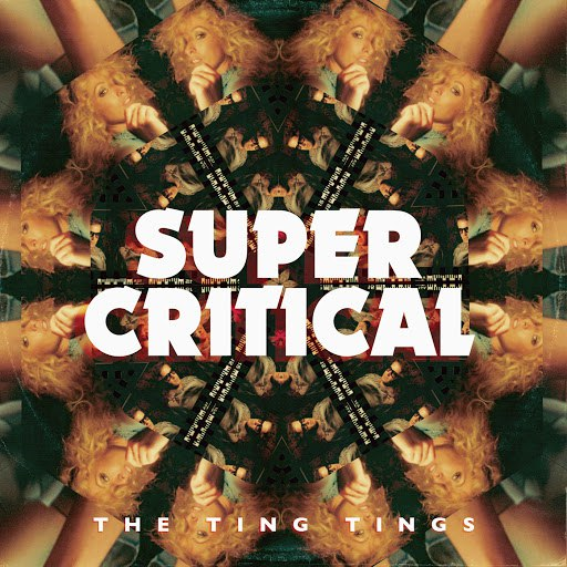 The Ting Tings альбом Super Critical
