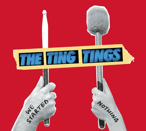 The Ting Tings альбом iTunes Live: London Festival '08 - EP