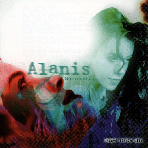 Alanis Morissette альбом Jagged Little Pill