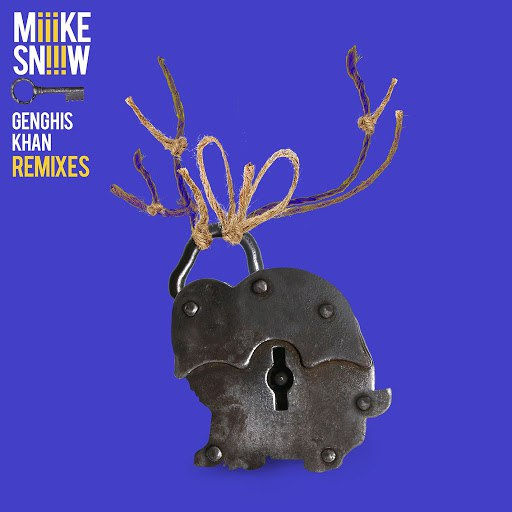 Miike Snow альбом Genghis Khan (Remixes)
