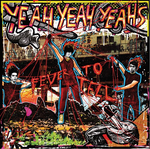 Альбом Yeah Yeah Yeahs Fever To Tell (Non-EU Version)