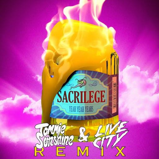 Yeah Yeah Yeahs альбом Sacrilege (Tommie Sunshine & Live City Remix)