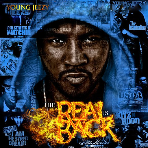 Young Jeezy альбом The Real Is Back 1 & 2