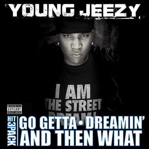 Young Jeezy альбом Go Getta Hit Pack (3-Track Maxi-Single)