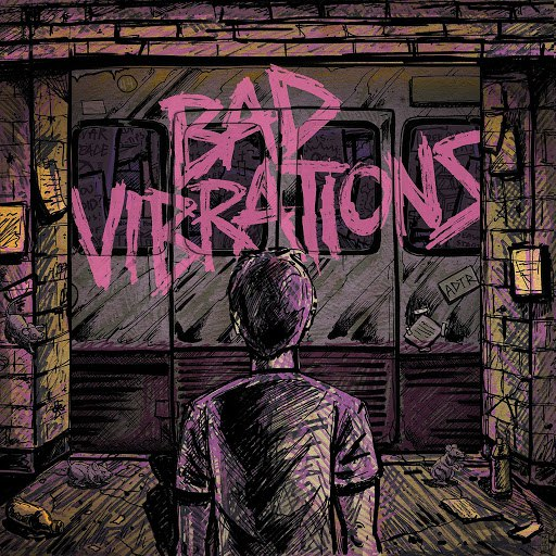 A Day To Remember альбом Bad Vibrations (Deluxe Edition)
