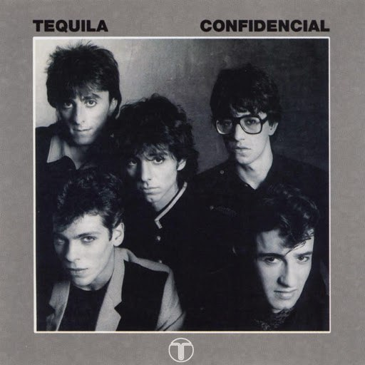 Tequila альбом Confidencial/New Booklet