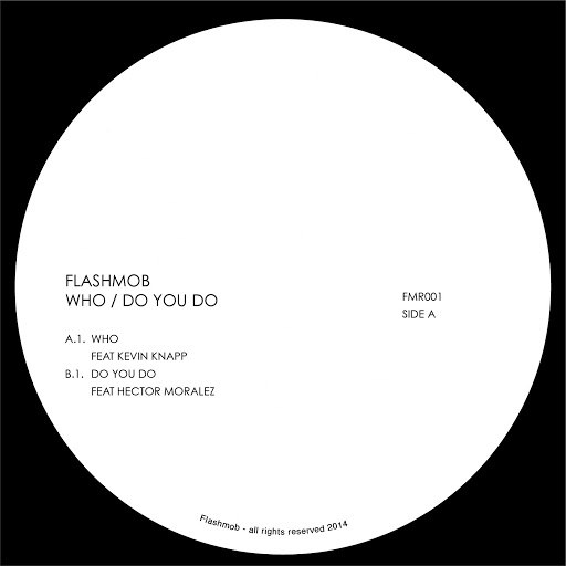 Flashmob альбом Who / Do You Do