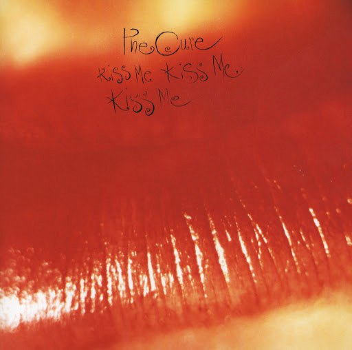 The Cure альбом Kiss Me, Kiss Me, Kiss Me (Remastered Version)