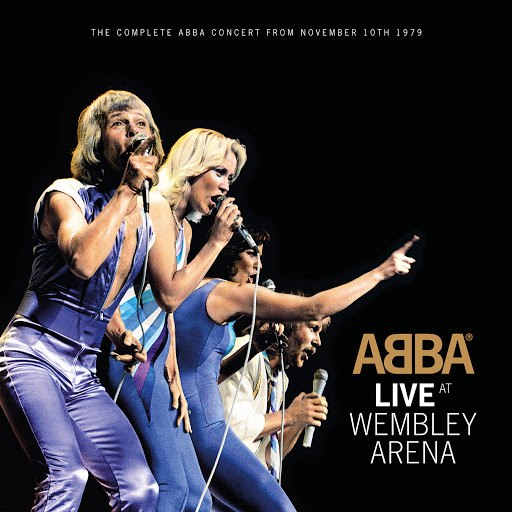 Abba альбом Live At Wembley Arena