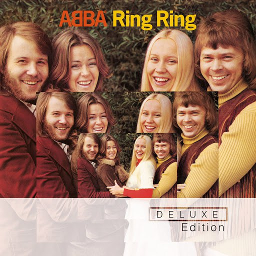 Abba альбом Ring Ring (Deluxe Edition)