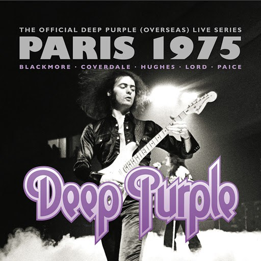 Deep Purple альбом Live in Paris 1975
