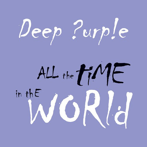 Deep Purple альбом All the Time in the World