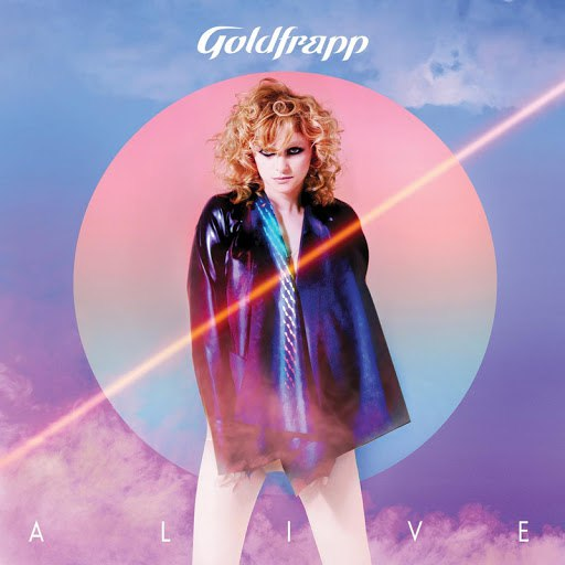 Goldfrapp альбом Alive (Remixes)