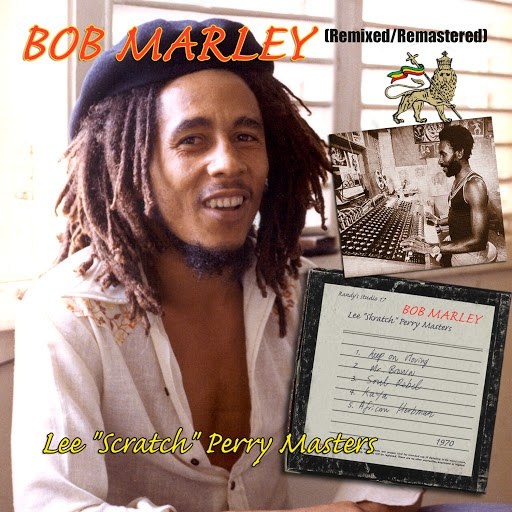 "bob marley альбом Lee ""Scratch"" Perry Masters (Remixed & Remastered Version)"