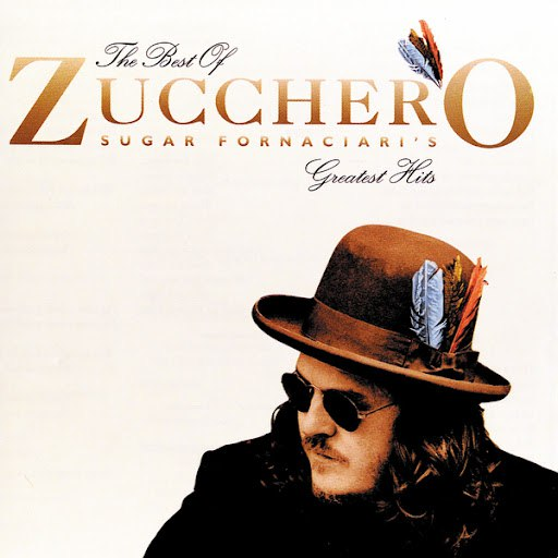Zucchero альбом The Best Of Zucchero Sugar Fornaciari's Greatest Hits