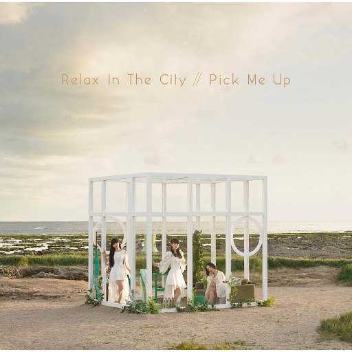 Perfume альбом Relax In The City / Pick Me Up