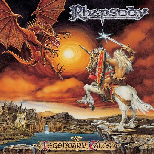 Rhapsody альбом Legendary Tales