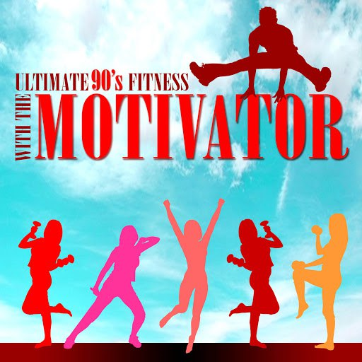 Dynamo альбом Ultimate 90's Fitness with The Motivator