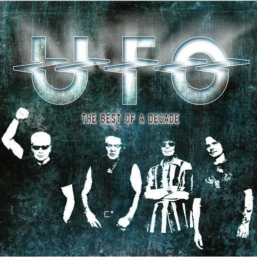 UFO альбом The Best Of A Decade
