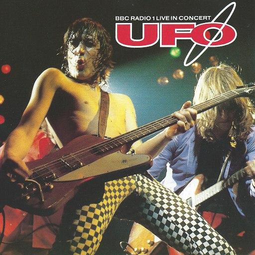 UFO альбом Live In Concert