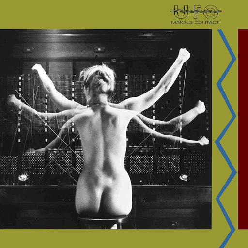 UFO альбом Making Contact (2009 Remaster)