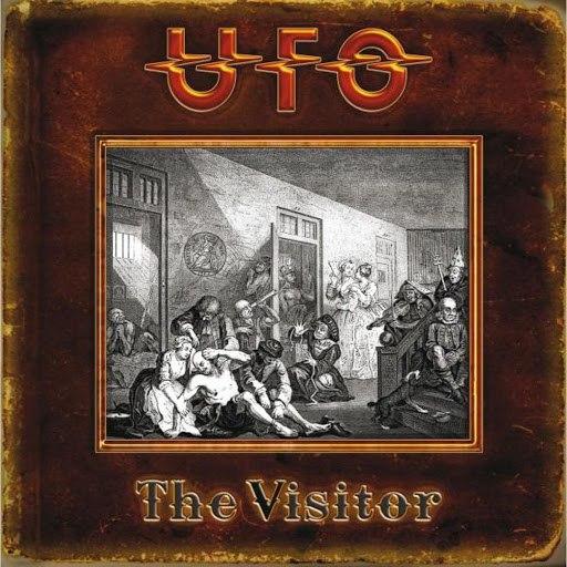 UFO альбом The Visitor