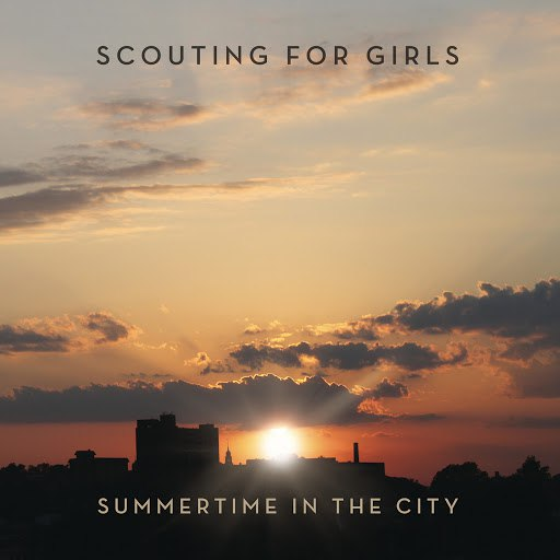 Scouting For Girls альбом Summertime in the City