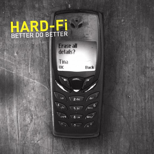 Hard-Fi альбом Better Do Better [Live from NYC Bowery Ballroom Version]