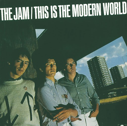 The Jam альбом This Is The Modern World