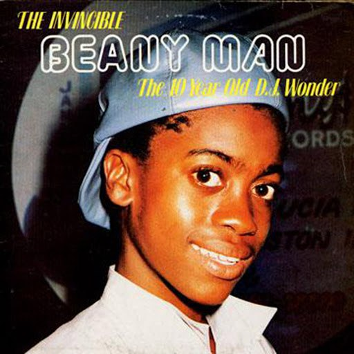 Beenie Man альбом The 10 Year Old DJ Wonder