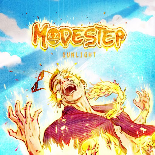 Modestep альбом Sunlight (2011)