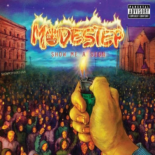Modestep альбом Show Me A Sign