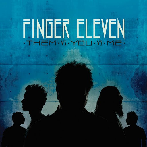 Finger Eleven альбом Them vs. You vs. Me