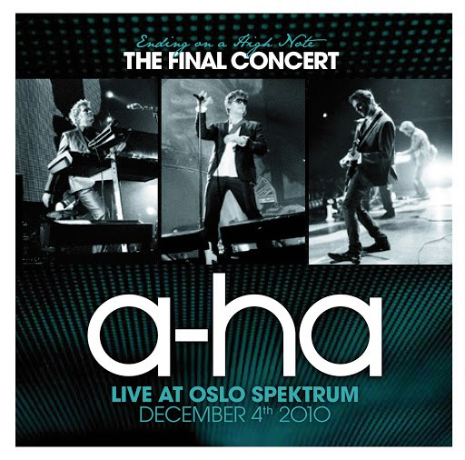 A-ha альбом Ending On A High Note - The Final Concert (Deluxe Version)