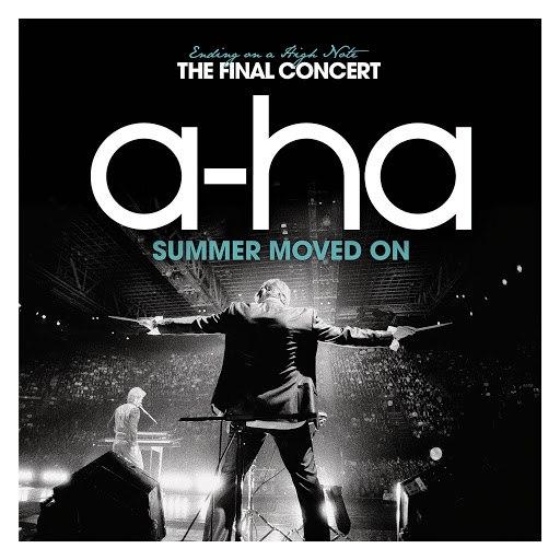 A-ha альбом Summer Moved On
