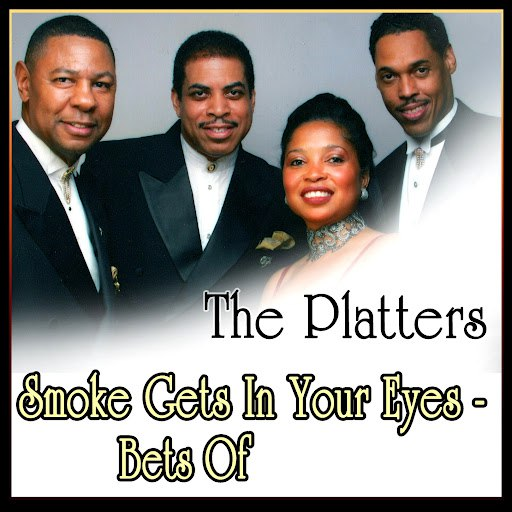 The Platters альбом Smoke Gets In Your Eyes - Bets Of