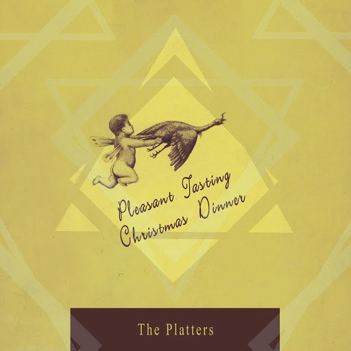 The Platters альбом Peasant Tasting Christmas Dinner