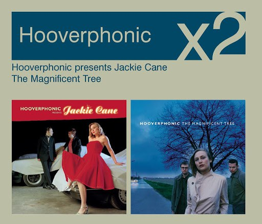 Hooverphonic альбом Hooverphonic Presents Jackie Cane/The Magnificent Tree