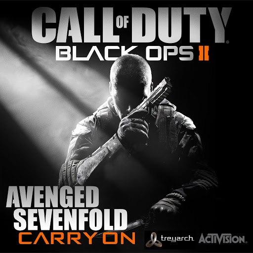 Avenged Sevenfold альбом Carry On