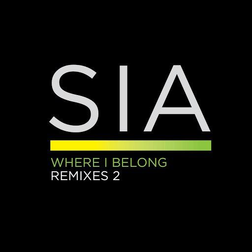 Sia альбом Where I Belong Remixes 2