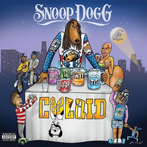 Snoop Dogg альбом COOLAID