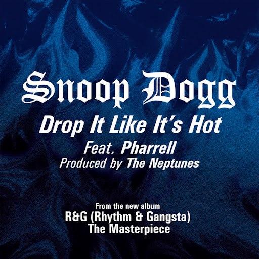 Snoop Dogg альбом Drop It Like It's Hot