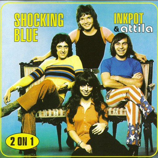 Shocking Blue альбом Inkpot & Attila