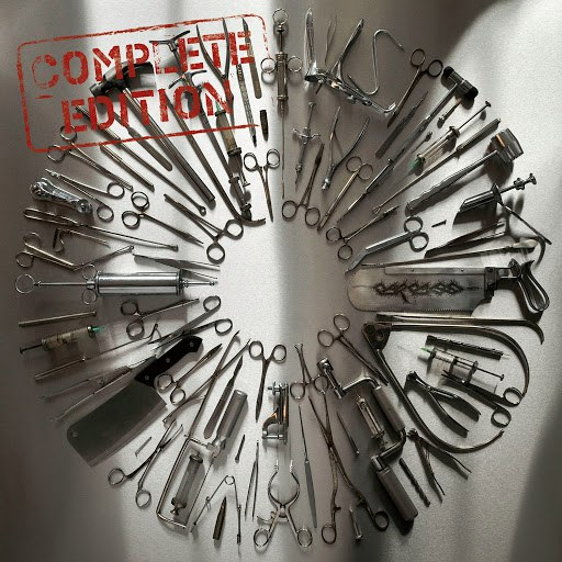 Carcass альбом Surgical Steel (Complete Edition)